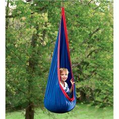 HugglePod%26#153; Indoor/Outdoor Canvas Hanging Chair