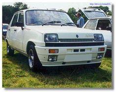 Renault 5 Le Car (1985)