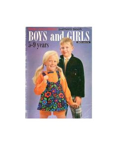 Enid Gilchrist Boys And Girls 5-9 years - Drafting Book - Instant Download PDF 48 pages Pdf Patterns, Craft Patterns, Vintage Patterns, Books For Boys, Pattern Books, 1990s, Boy Or Girl, This Book, Knitting