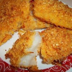 Delicious Oven Fried Cod Recipe   Just A Pinch Recipes - Leave out the onion and garlic salt to make low fodmap.