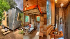 A new sort of tiny, off-the-grid home is starting a rolling revolution. BBC Autos' David Gibson chats with one of the leaders of the Small House Movement.