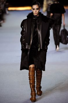 Kanye West Fall 2012 Ready-to-Wear Fashion Show Collection
