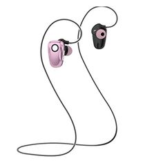 Special Offers - KINDEN Sports Headphones Wireless Bluetooth 4.1 Earphone In-Ear Earbuds Running Sweatproof Noise Cancelling Stereo Earphones with Aptx Built-In Mic Hands-Free Calling for iPhone 6S/ 6 Plus (Purple) - In stock & Free Shipping. You can save more money! Check It (May 05 2016 at 05:35PM) >> http://ift.tt/1W9S5if