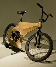 Classy Wooden Two-Wheelers | Bicycling, Cycling and Wood bike
