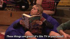 Now go read a book.   25 Books Every Pop Culture Nerd Will Appreciate