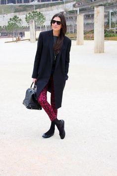 sensitive to beauty cropped pants  new look! http://sensitivetobeauty.wordpress.com/2013/02/17/white-winter-himnal-sb-37/