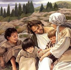 Joe Catholic - Navarre Bible commentary on the 19th Tuesday in Ordinary Time – the little ones and the kingdom.
