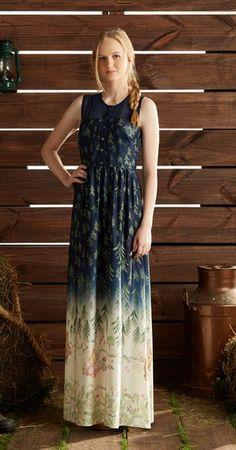 Vestido Longo Picnic | Vestuário | Antix Store
