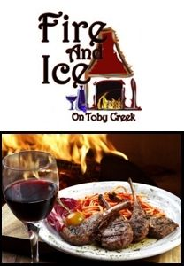 "Fire and Ice on Toby Creek in Shavertown, PA 18708 | Get $40 Towards Special Events (""Cook-Out"" Cooking Classes w/ Chef Gary OR Wine Dinner) at Fire & Ice for Only $20! 
