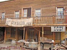 Deadwood's The Gem Saloon