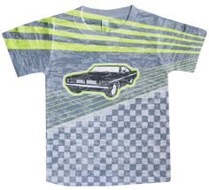"Stella Blu Clothing ""Muscle Car"" T-Shirt"