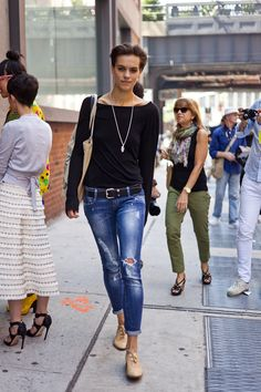 How to wear your denim