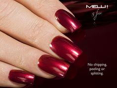 5 is our number for nails! Nail polish that is more healthier than ever. Infused with natural minerals