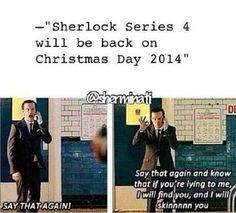 Basically the Sherlock fandom, right…?