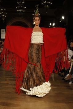 1c2ca2f25f Traje de Flamenca - Plataforma-de-disenadores-emergentes - We-Love-