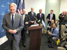Kevin McCarthy Leaves: Lefties scramble for Webster's: moral turpitude