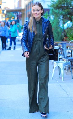 Olivia Wilde from The Big Picture: Today's Hot Pics  The Rush actress enjoys a stroll in NYC.
