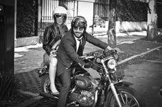 Distinguished Gentlemen's Ride, Mexico City, 29 Sept. 2013 © Hombres Con Sombrero 2013.