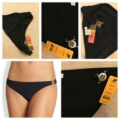 Tory Burch logo bathing suit; bottoms only! Tory Burch logo bottom ultra flattering bathing suit! An impeccable fit, long lifespan and spf 50 sun protection. Bottom only. Brand new; small; never worn with original tag on. Tory Burch Swim