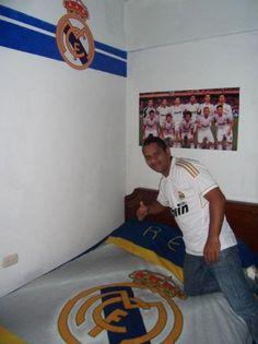 bedroom por dmorillo - Aficionados Madridistas - Fotos del Real Madrid