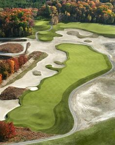 Red Tail Golf Course - The Course - Hole #17
