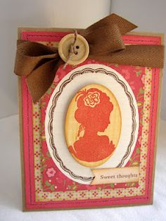 card using Sweet Stamp Shop stamps!!!