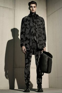 Alexander Wang Autumn/Qinter 2015 Menswear Collection