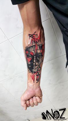 @dynoz art attack //undergound style