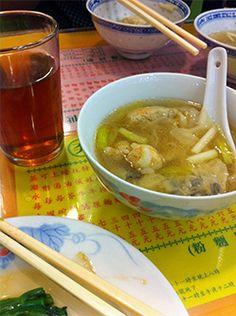 Mak Noodles - GOOP Hong Kong Guide