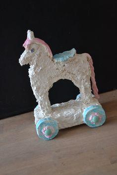 Horse (powertex / stone-art)