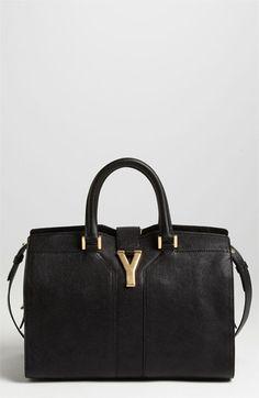 We love this timeless satchel from Saint Laurent Paris #Nordstrom #YSL
