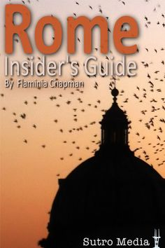 Rome Insider's Guide app. This guide has led me to some good eats in the Eternal City and the author has some interesting tips and facts on this amazing city.