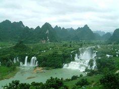 Ban Gioc–Detian Falls