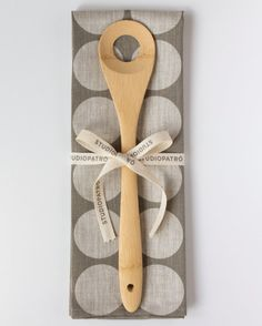 Dot and Spoon Set in Slate by STUDIOPATRO on Etsy, $32.00