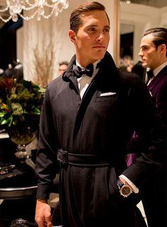 Ralph Lauren Purple Label formal jumpsuit A/W15. Wonderfully ridiculous.