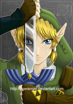 +Zelda - Twilight Princess+ by tigerangel on DeviantArt
