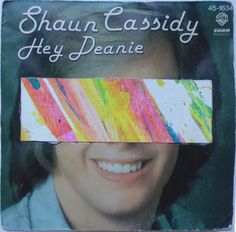 SHAUN CASSIDY1978 Painting, Painting Art, Paintings, Drawings
