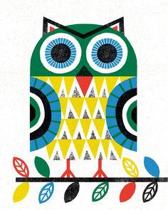 Folk Lodge Collection. © Michael Mullan. www.mullanillustration.com