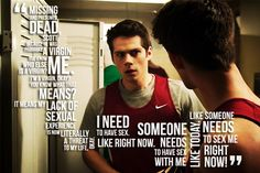 teen wolf funny quotes - are just the best