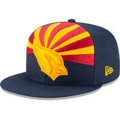 2234757b5670e7 Arizona Cardinals New Era 2019 NFL Draft Spotlight Snapback Adjustable Hat  – Navy