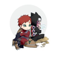Find images and videos about anime, kawaii and naruto on We Heart It - the app to get lost in what you love. Naruto Gaara, Hinata, Naruto Anime, Naruto Cute, Naruto Funny, Naruto Shippuden Anime, Manga Anime, Naruhina, Blade Runner
