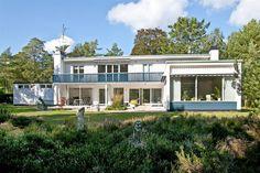 Ekorrvägen 6, Vellinge, Sweden 1957 Helsingborg, Sweden, Beautiful Homes, Mid-century Modern, Scandinavian, Mid Century, Houses, Mansions, House Styles