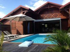 Pigeon commune de Bouillante, 3 bedroom, pool, close to beach, $2315 total