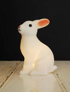 Rabbit Night Light from notonthehighstreet.com