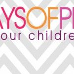31 Days of Prayer for Your Children :: Starts TOMORROW!