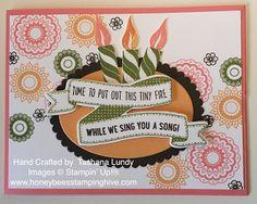 Honeybee's Stamping Hive: Flirty Paisleys Birthday