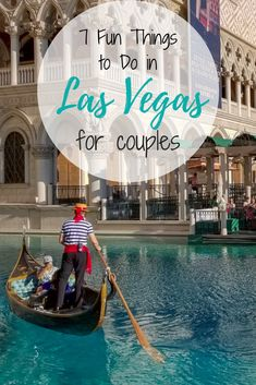 With tons of things to do in Las Vegas, planning your itinerary may seem overwhelming. This post will give you ideas for 7 fun things to do in Las Vegas for couples. #lasvegas