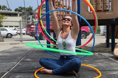 What's the deal with Polypro Hoops & What Can They Add to Your Practice? / The Hooplah (Hoopnotica's Blog)