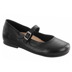 256a2a11e1f Birkenstock Lismore Black Leather Women s Shoes     See this awesome image    Birkenstock sandals