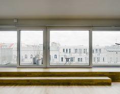 Apartment building in Berlin By zanderrotharchitekten